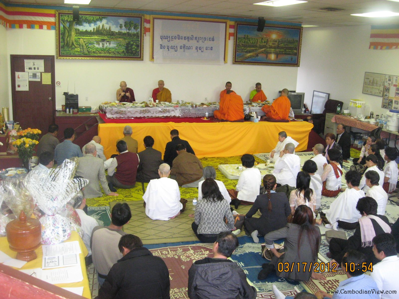 Seminar on Engaged Buddhism
